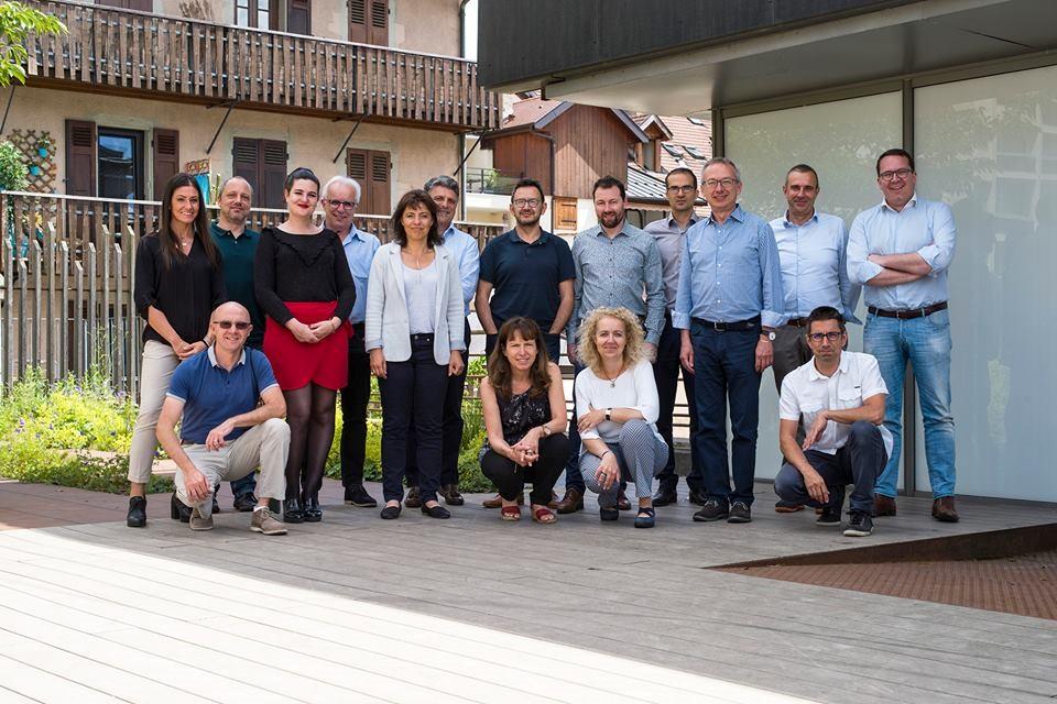 partenaires du projet A2E @A. Denizard - CAUE 74