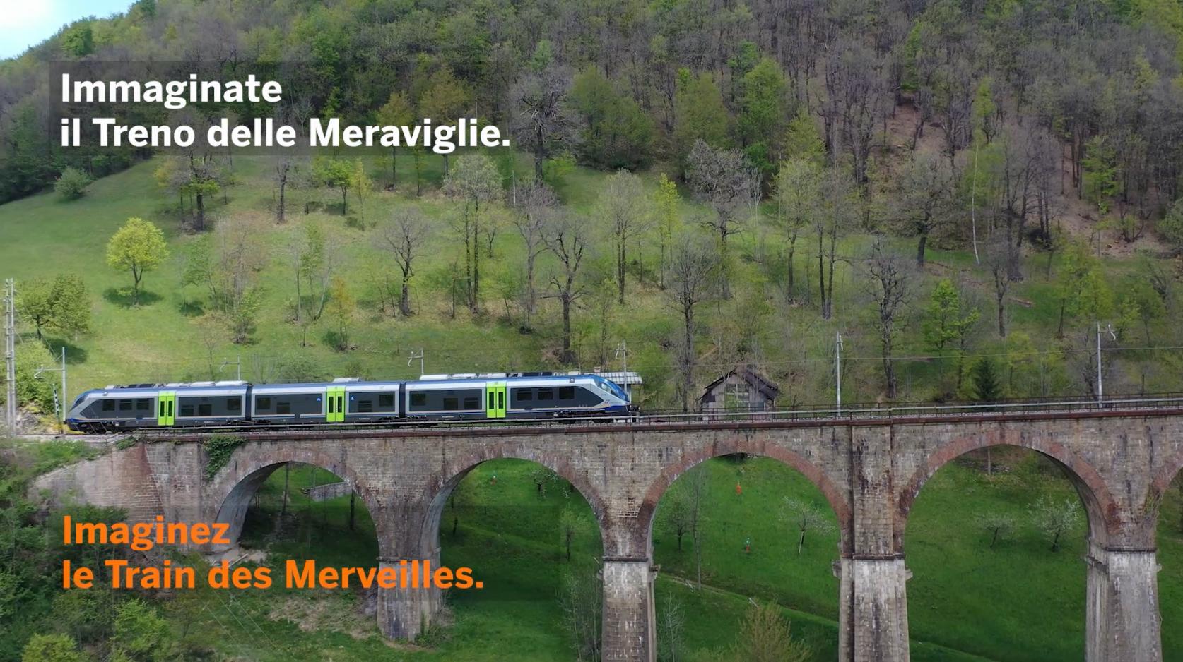 Foto 2 - Treno delle Meraviglie